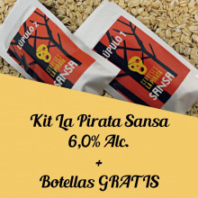 Kit Pirata + Botellas