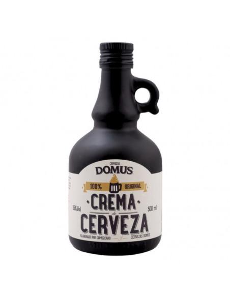 Licor crema cerveza Domus