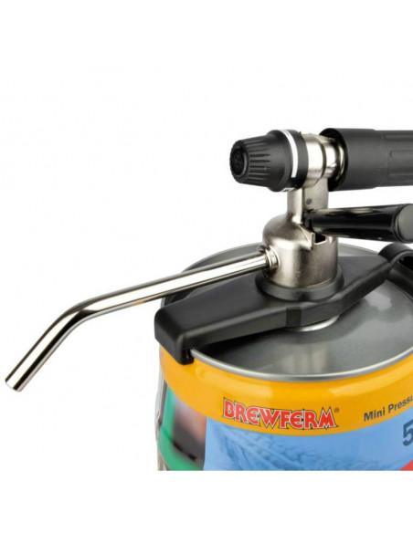 Kit dispensador con CO2