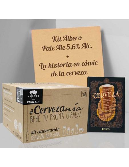Kit Gastro + Libro Cómic