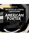 Receta American Porter