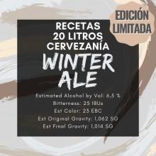 Receta Winter Ale