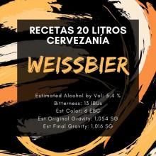 Receta Weissbier
