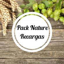 Pack Nature Recargas