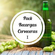 Pack Recargas Cerveceras I