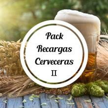 Pack Recargas Cerveceras II