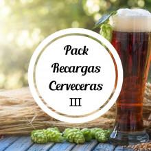 Pack Recargas Cerveceras III