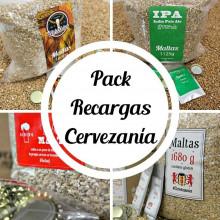 Pack Recargas Cervezanía