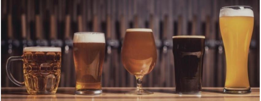 Recargas de materias primas para hacer cerveza